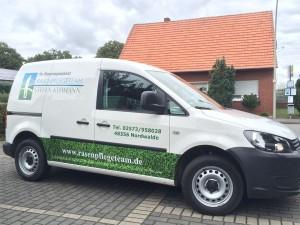 Werbetechnik Borgmeier Nordwalde Fahrzeugbeshriftung 10