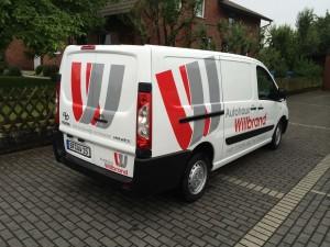 Werbetechnik Borgmeier Nordwalde Fahrzeugbeshriftung 12