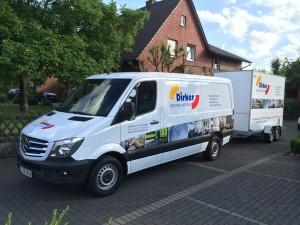 Werbetechnik Borgmeier Nordwalde Fahrzeugbeshriftung 15
