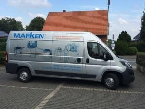 Werbetechnik Borgmeier Nordwalde Fahrzeugbeshriftung 19