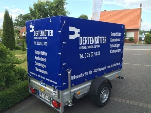 Werbetechnik Borgmeier Nordwalde Fahrzeugbeshriftung 25