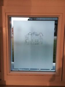 Werbetechnik Borgmeier Nordwalde Schaufenster 11