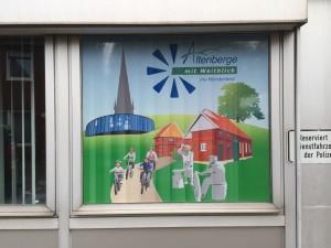 Werbetechnik Borgmeier Nordwalde Schaufenster 14