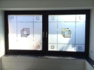 Werbetechnik Borgmeier Nordwalde Schaufenster 4