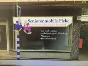 Werbetechnik Borgmeier Nordwalde Schaufenster 8